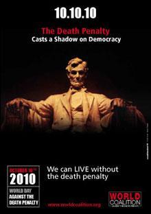 هشتمین روز جهانی مبارزه با مجازات مرگ : ایالات متحده آمریکا