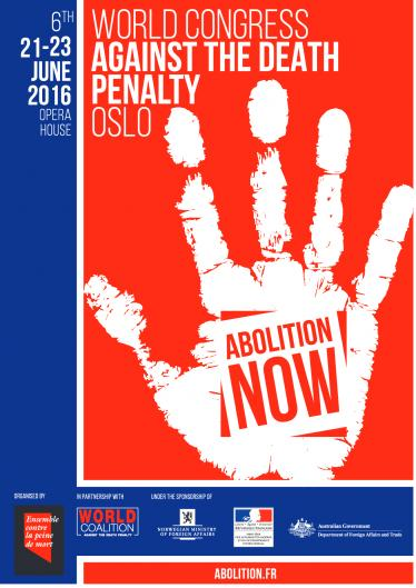 6th World Congress Against the Death Penalty