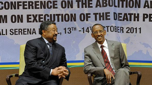 African countries discuss Rwandan example in abolition of the death penalty
