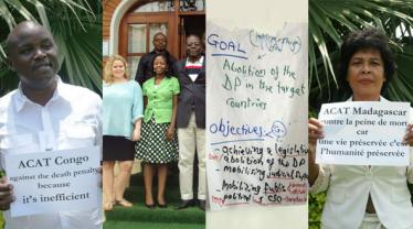 Central and Eastern African activists brainstorm for abolition