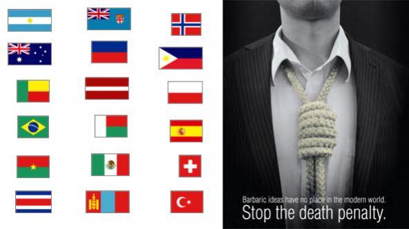 اعدامهای دولتی در قرن 21 دیگر جایی