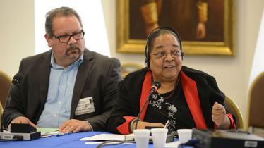 Audiencia de la Comisión Interamericana de Derechos Humanos sobre la pena de muerte en el Gran Caribe