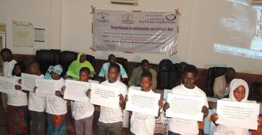 The abolitionists' forum in Niger: a great success