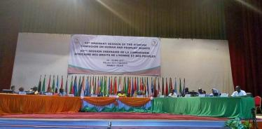 A major abolitionist gathering for the 60th ordinary session of the African Commission on Human and People's Rights in Niger