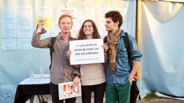 ECPM takes social media campaign to the fair ground