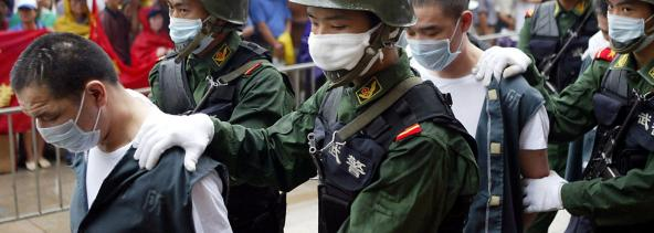 Imposing the death penalty has not reduced drug crimes in Asia -New Report