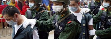 مجازات اعدام برای جرایم مواد مخدر در آسیا: عملکرد غیرقانونی در سطح گسترده