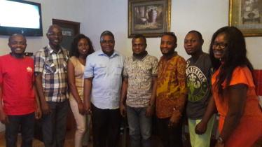 Democratic Republic of the Congo: the abolitionists organize workshops for journalists