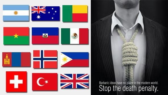 فراخوان وزرای خارجه برای گفت و گو در روز جهانی عليه مجازات اعدام