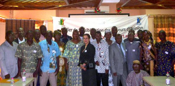 Malian opinion leaders meet to discuss death penalty abolition