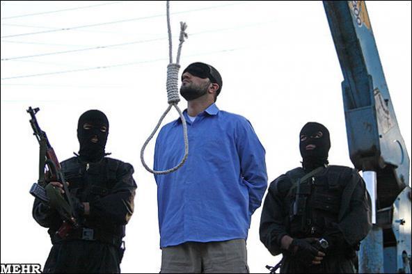 ترس و وحشت از گسترش یافتن تعداد اعدام ها در ایران