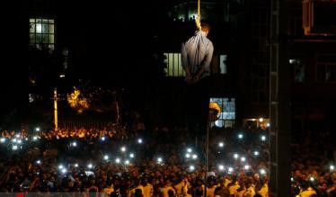 خلاصه گزارش سالانه اعدام در ایران در سال ۲۰۱۷