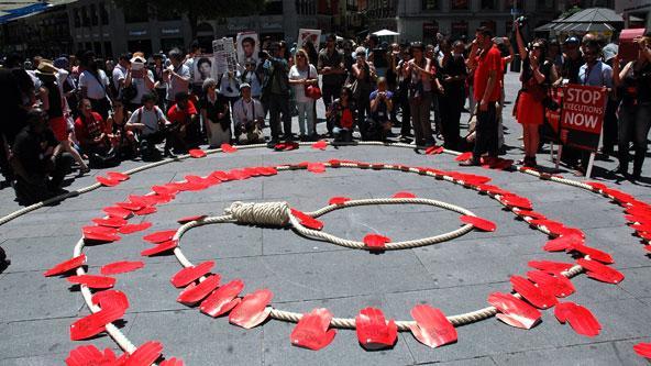 5º Congreso mundial contra la pena de muerte