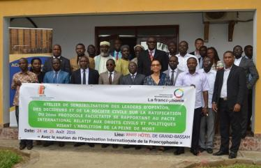 ACAT-CI commits to the ratification of OP2 in Côte d'Ivoire