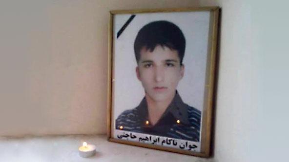 ایران در هفته چهار مجرم نوجوان را اعدام می نماید