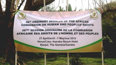 58th Extraordinary Session of the ACHPR: a strong commitment of African states to a treaty providing the abolition of the death penalty
