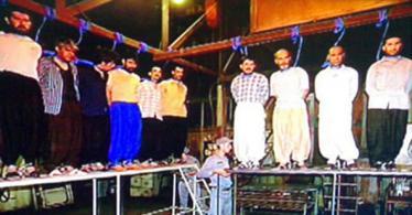 ائتلاف جهانی خواستار قرار دادن مساله اعدام در صدر مذاكرات با ایران شد