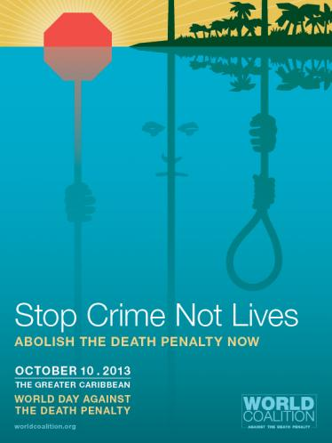 11th World Day against the Death Penalty: Greater Caribbean
