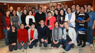 ADPAN network strengthens abolitionists across Asia