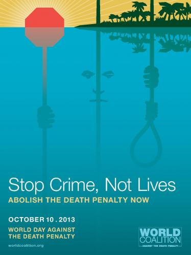 Posters: World Days Against the Death Penalty