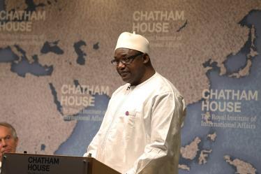 La Gambie s'engage à abolir la peine de mort