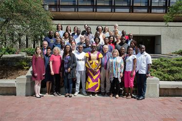 Makwanyane Institute Is Launched at Cornell Law School