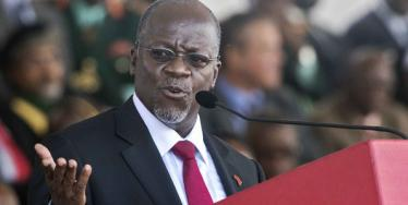 Tanzania: President Magufuli declares his position against the death penalty.
