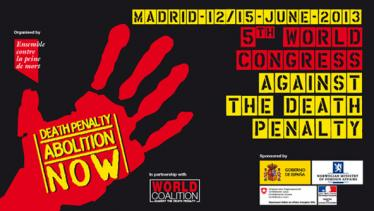 5th World Congress Against the Death Penalty