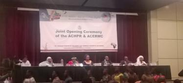 Renewed calls for the abolition of the death penalty at the NGO forum and the 59th Session of the ACHPR