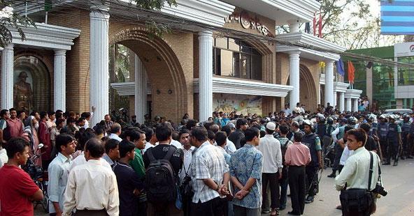 Les abolitionnistes outrés par les condamnations au Bangladesh