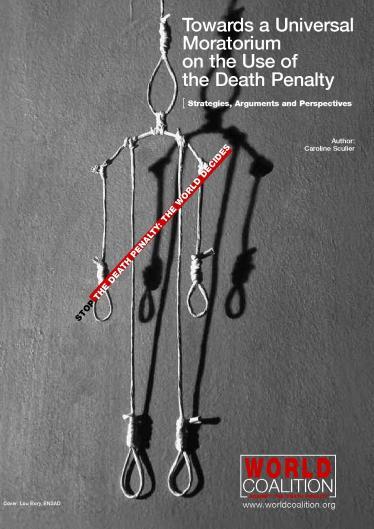 Ayudemos al mundo a imponer una moratoria sobre las ejecuciones