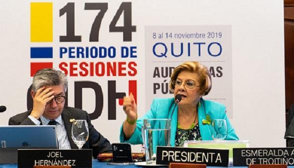 El sistema interamericano se compromete a celebrar el fin de la pena de muerte