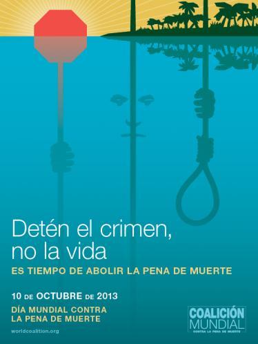 Carteles - Días Mundiales contra la Pena de Muerte