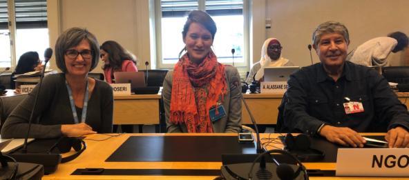 حقوق الأطفال المحكوم على والديهم بالإعدام – حالة تونس