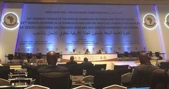 64th ACHPR Session: Concluding in Egypt, Where Sentences & Executions are on the Rise