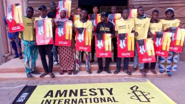 Strong mobilization in Sub-Saharan Africa on World Day