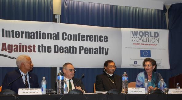 International Conference Against the Death Penalty: abolistionists are united and determined